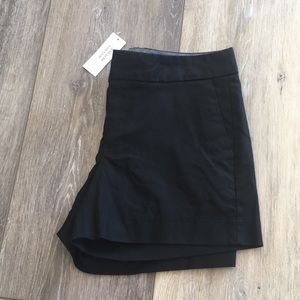 "NWT Banana Republic Black 3.5"" Shorts"